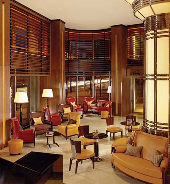 Interior Spotlight: Art Deco