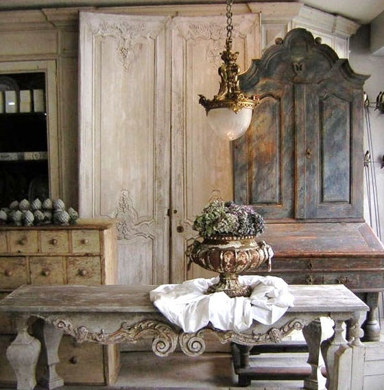 Modern Vintage Home Decor Ideas: Inside Shabby Chic And The Rustic Farmhouse…