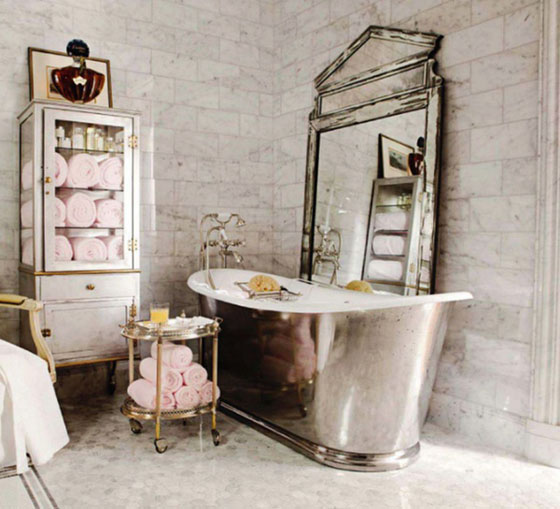 Bathroom Ideas: Inside Shabby Chic And The Rustic Farmhouse…