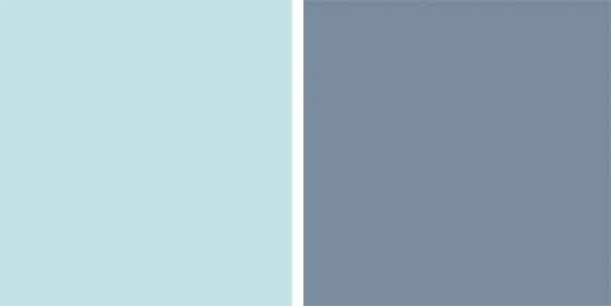 Most Calming Color stress-reducing colours: calming hues to decorate your  home with