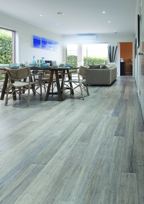 The perfect timber flooring to finish it off