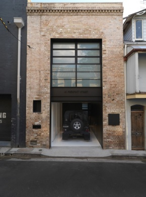 WATCH: The design of Strelein Warehouse with Ian Moore Architects
