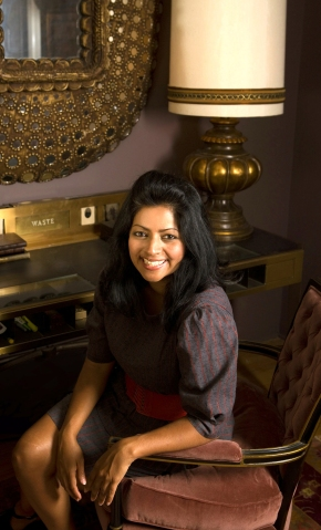 VIDEO: LA Interior Designer Kishani Perera at Decor + Design 2014