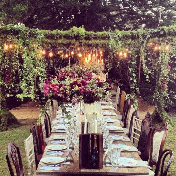 are you planning a spring summer outdoor soiree what are your tips