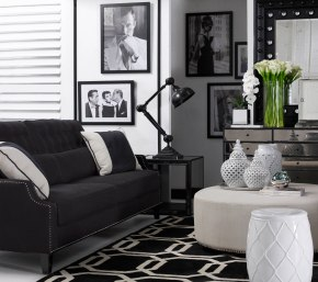 How to get the monochromatic look with CAFE Lighting & Living