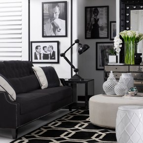 How to get the monochromatic look with CAFE Lighting &Living