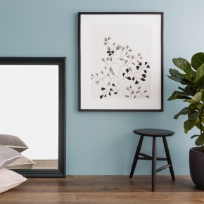 Wall decor creates interiors withpersonality
