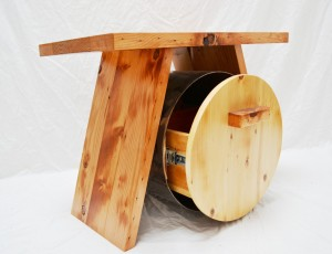 The A-Frame by Old2New Designs.