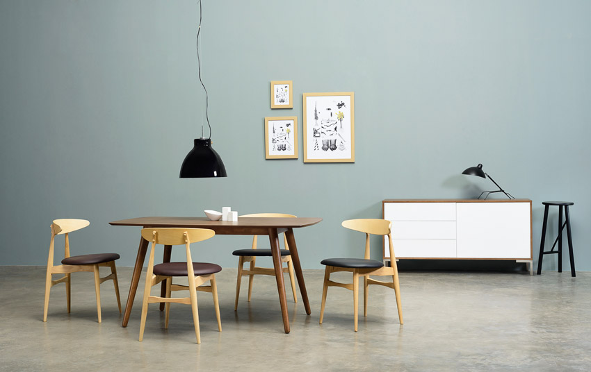Retro dining table and chairs melbourne