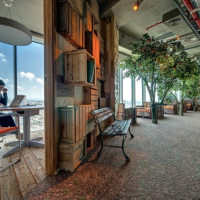 A Moveable Space: Top 5 Office Design Trends2016