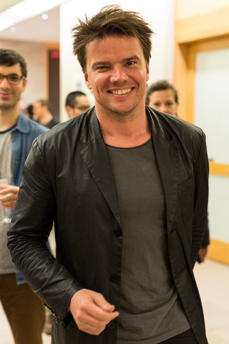 Bjarke Ingels Profile Photo