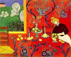 Matisse red room